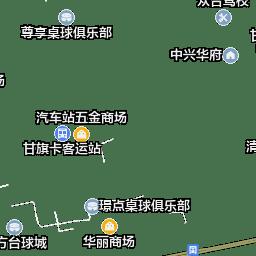 科尔沁左翼后旗卫星地图 内蒙古自治区通辽市科尔沁左翼后旗地图浏览